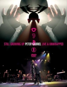 Peter Gabriel - Still Growing Up & Unwrapped