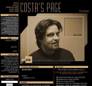 CoSTa's Family Page v1.0