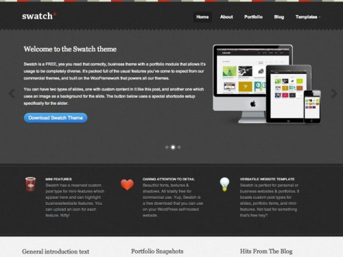 Swatch od WooThemes