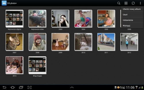 screen 15 - DS photo+ (wersja Android)