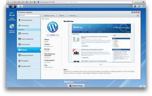 screen 30 - WordPress