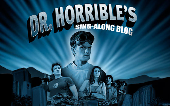 Dr. Horrible's Sing-Along Blog - to CHCĘ!