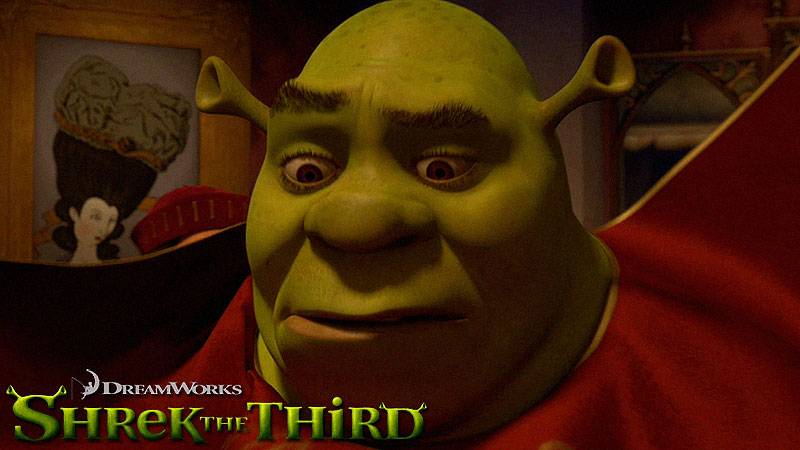 Shrek 3 - trailer 2
